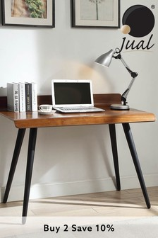 Vienna 1100 V Desk by Jual