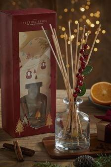 Festive Spice Fragranced 180ml Diffuser