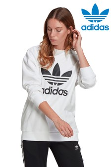 adidas Originals Trefoil Sweat Top