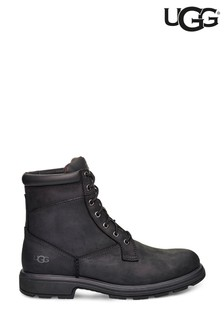 UGG® Black Biltmore Lace Up Work Boots