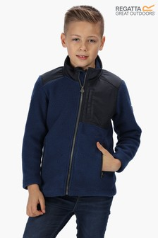 Regatta Blue Meyer Full Zip Fleece