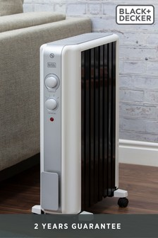 Chimney Effect Oil Filled Radiator by Black & Decker