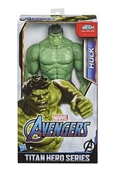 Marvel® Avengers Titan Hero Deluxe Hulk Figure