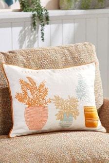 Pot Plants Cushion