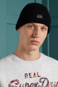 Superdry Storm Beanie Hat