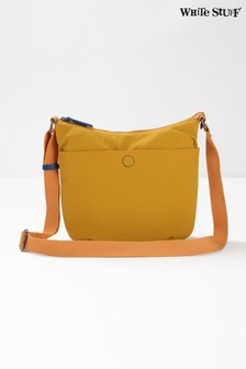 White Stuff Yellow Make A Splash Crossbody Bag