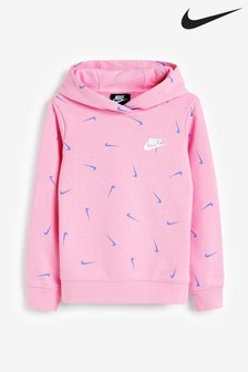 Nike Little Kids Swooshfetti Hoody