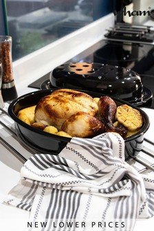 Cook Enamel Oven Roaster by Wham