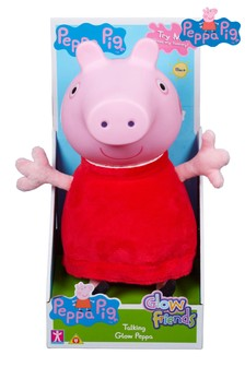Peppa Pig™ Glow Friends: Talking Glow Peppa Pig™ Figure