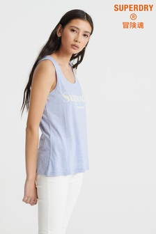 Superdry Summer House Graphic Vest Top
