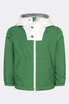 Moncler Enfant Baby Boys Green Euteche Jacket