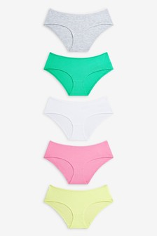 Cotton Knickers 5 Pack