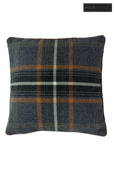 Aviemore Check Cushion by Riva Home