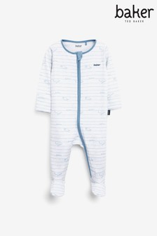 Baker by Ted Baker Printed Sleepsuit