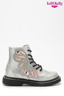 Lelli Kelly Glitter Fairy Wing Boots
