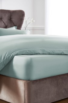 300 Thread Count Collection Luxe Deep Fitted Sheet