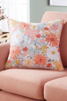 Superbloom Floral Cushion