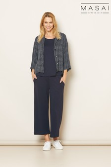Masai Blue Piri Trousers