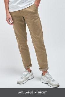 Motion Flex Stretch Chino Trousers