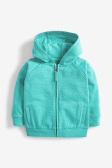 Lightweight Zip Through Hoody (3mths-7yrs)