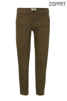 Esprit Green Slim Stretch Jeans