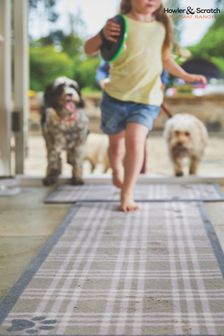 Howler & Scratch Country Check Washable Runner