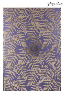 Paperchase Magnetic Ferns A4 Notebook