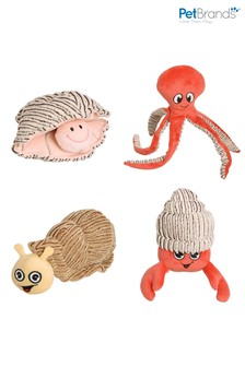 Sea Creatures Toy Bundle by Pet Brands