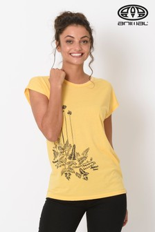 Animal Yellow Infern Deluxe T-Shirt