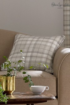 Helena Springfield Harriet Check Cushion