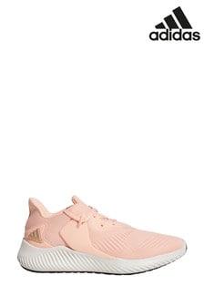 Розовые кроссовки adidas Alphabounce 2