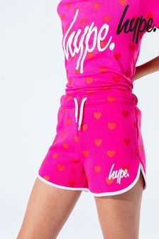 Hype. Heart Running Shorts