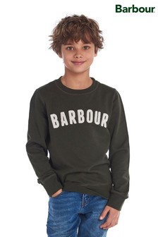 Barbour® Boys Prep Logo Sweat Top