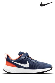 Nike Revolution 5 Junior Trainers