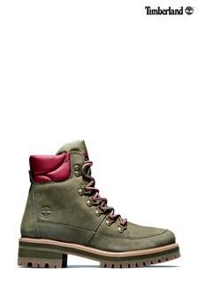 Timberland® Courmayeur Valley Nubuck Waterproof Hiker Boots