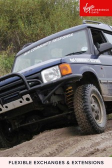 4x4 Off Road Taster by Virgin Gift Experiences