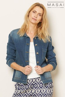 Masai Blue Jaci Jacket