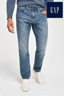 Gap Medium Blue Faded Slim Jeans
