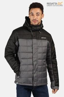 Regatta Grey Nevado IV Insulated Baffle Jacket