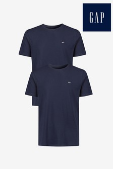 Gap Crew Neck T-Shirts Two Pack