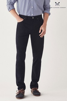 Crew Clothing Company Blue Spencer Slim Fit Jeans