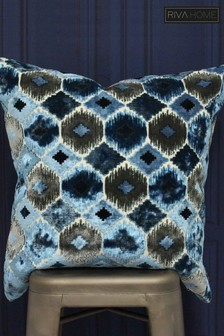 Riva Home Blue Ares Cushion