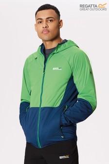 Regatta Green Tarvos Softshell Jacket