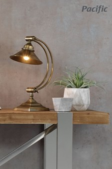Pacific Lifestyle Kensington Arched Arm Task Table Lamp