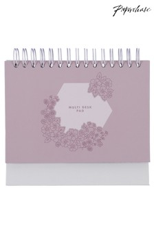 Paperchase Beautility Desktop Multi List Book