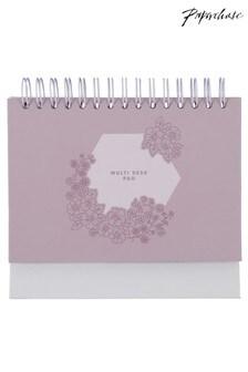 Paperchase Beautility Desktop Multi List Book