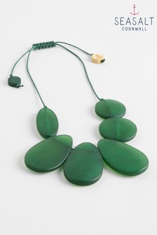 Seasalt Green Primer Necklace