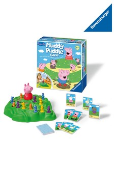Ravensburger Peppa Pig™ Muddy Puddles Game