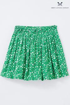 Crew Clothing Company Woven Ditsy Tutu Skirt