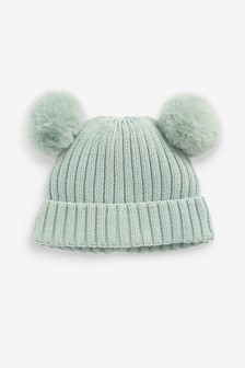 Double Pom Hat (Younger)